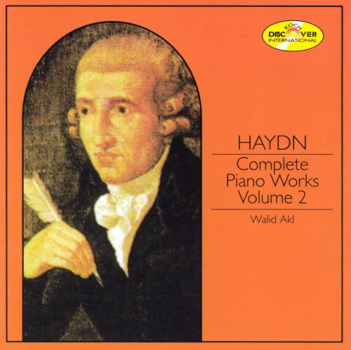 Haydn: Complete Piano Works, Vol. 2