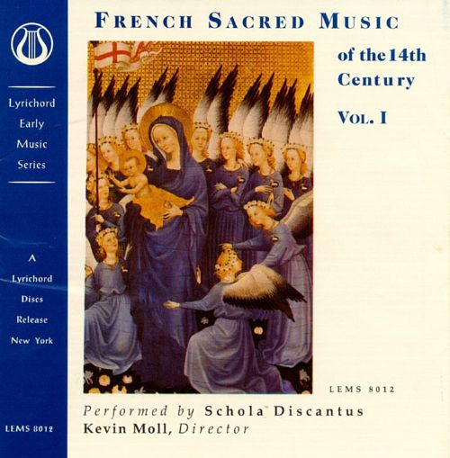 14th Century French Sacred Music Vol. 1