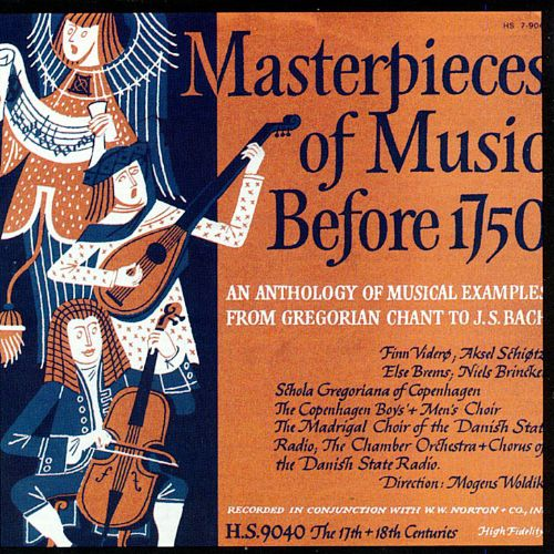 Music Masterpieces before 1750 Vol.3: 17th & 18th Centuries