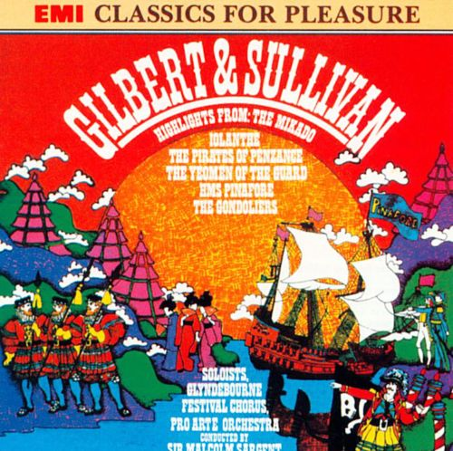 Gilbert & Sullivan Operatic Highlights