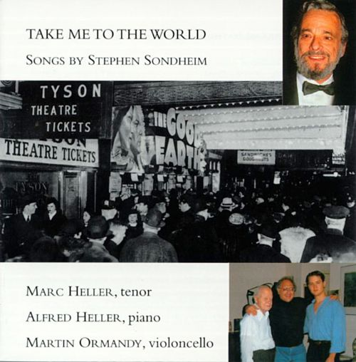 Take Me to the World: Songs by Sondheim