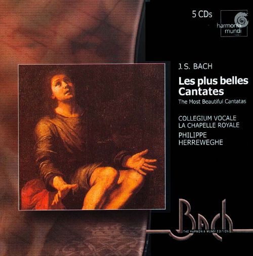 Bach: The Most Beautiful Cantatas