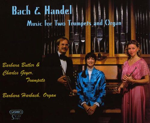Music for Two Trumpets and Organ