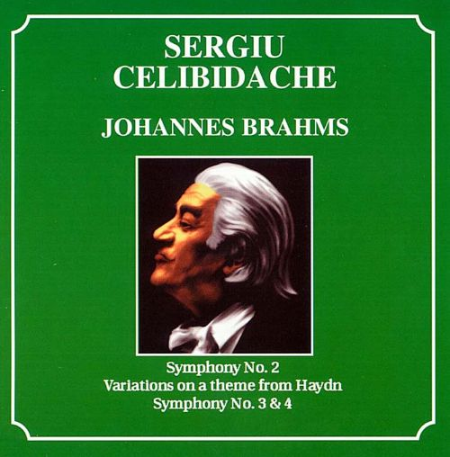 Brahms: Symphonies Nos. 2-4; Variations on a theme from Haydn