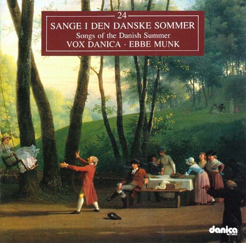 Songs of the Danish Summer