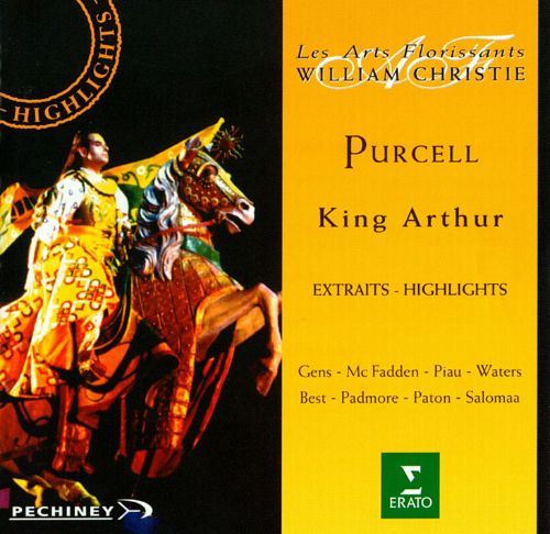 King Arthur, or, The British Worthy, semi-opera, Z. 628