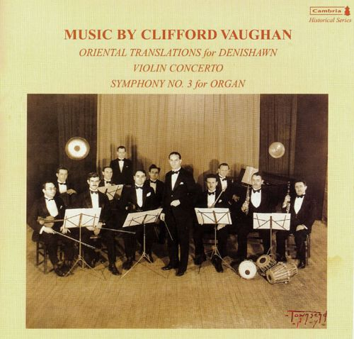 Music By Clifford Vaughan