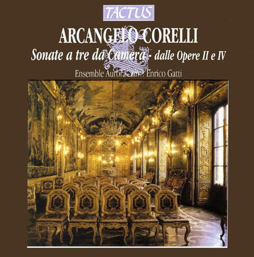 Corelli: Sonate a tre da Camera from Opus 2 & 4