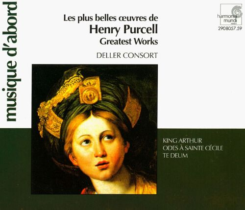 Henry Purcell: Greatest Works