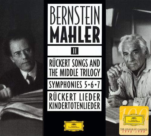 leonard bernstein the life controversies musical career and special love for gustav mahler