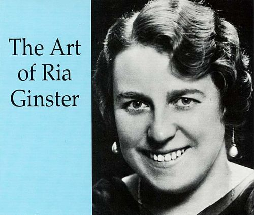 The Art of Ria Ginster