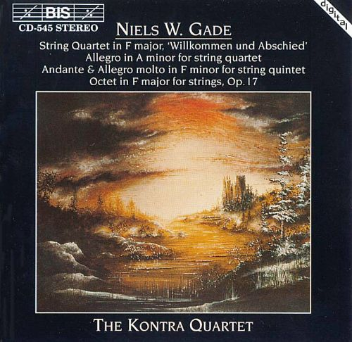 Chamber Music by Niels W. Gade