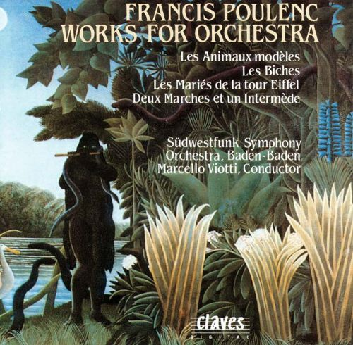 Poulenc: Works for Orchestra
