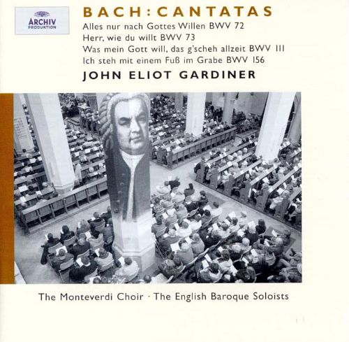 Bach: Cantatas for the 3rd Sunday of Epiphany