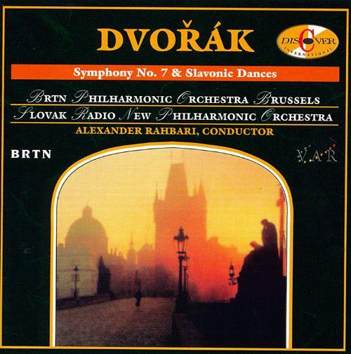 Dvorák: Symphony No. 7; Slavonic Dances