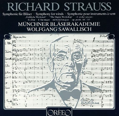 Strauss: Symphony for Winds