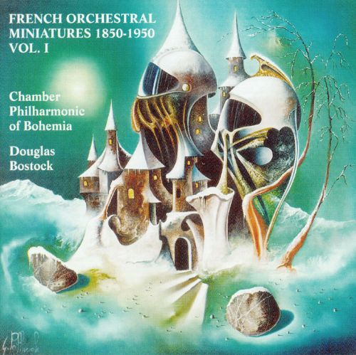 French Orchestral Miniatures, Vol. 1