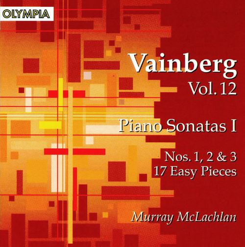 Vainberg, Vol. 12: Piano Sonatas / Easy Pieces