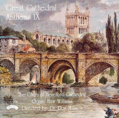 Great Cathedral Anthems, Vol. 9