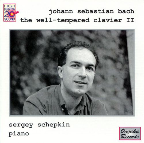 Bach: The Well-Tempered Clavier, Vol. 2
