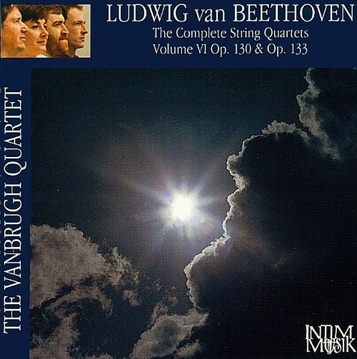Beethoven: String Quartets, Vol. 6