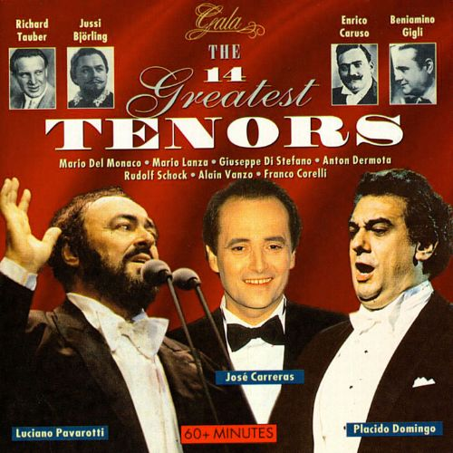 The 14 Greatest Tenors