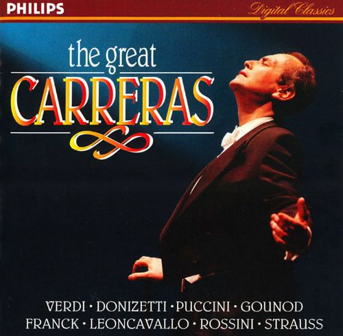 The Great Carreras