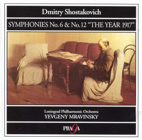 Shostakovich: Symphonies 6 and 12
