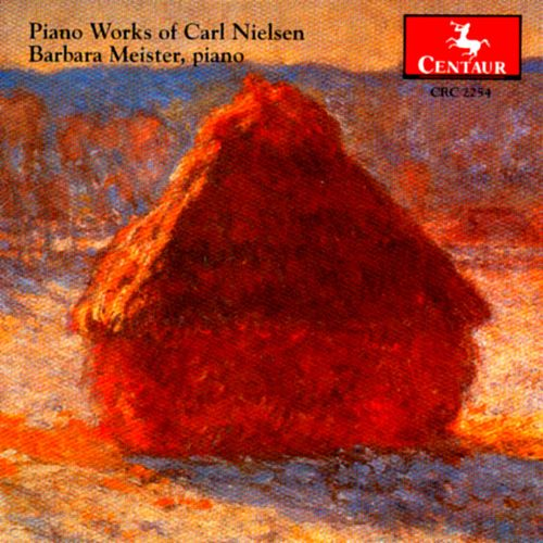 Piano Works of Carl Nielsen