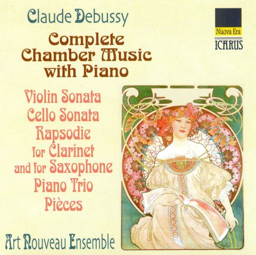 Debussy: Complete Chamber Music with Piano