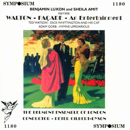 William Walton: Façade, an Entertainment