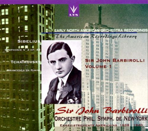 Barbirolli, Vol.1