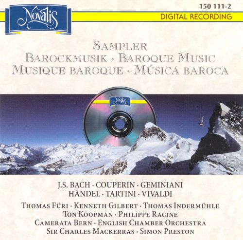 Baroque Music Sampler