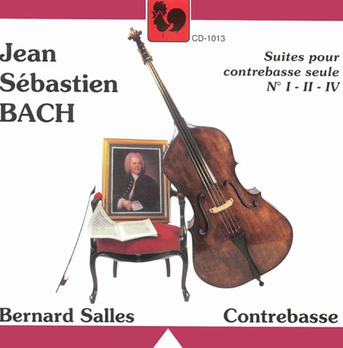 Bach: Suites for Bass