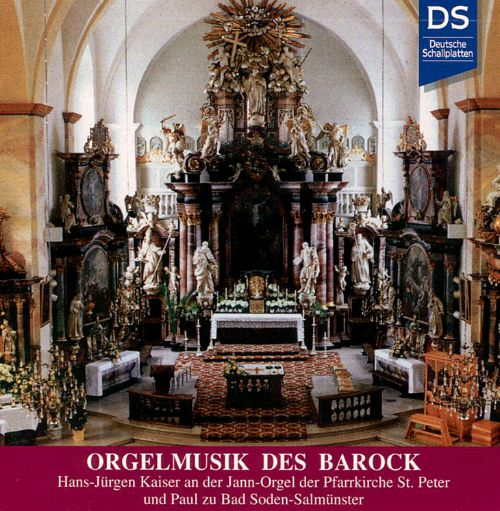 Baroque Organ Music