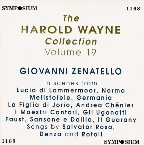 The Harold Wayne Collection, Vol.19