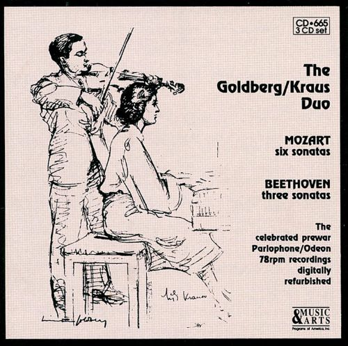Historic Mozart and Beethoven Recordings