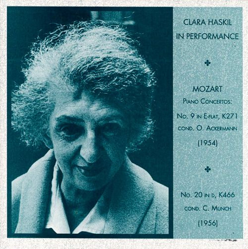 Clara Haskill in Performance