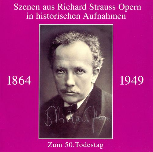 Strauss Historic Recordings