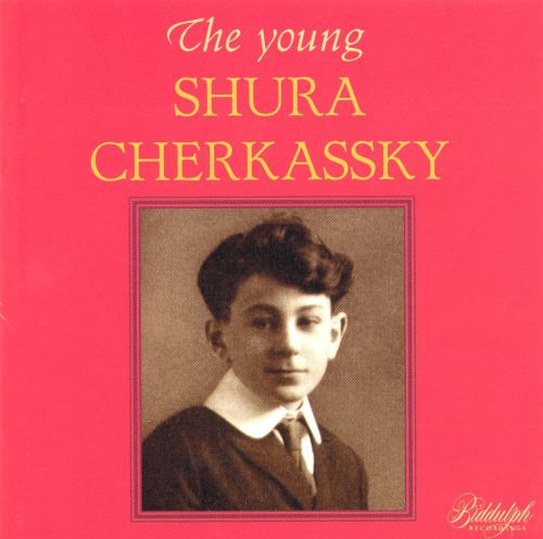 The Young Shura Cherkassky
