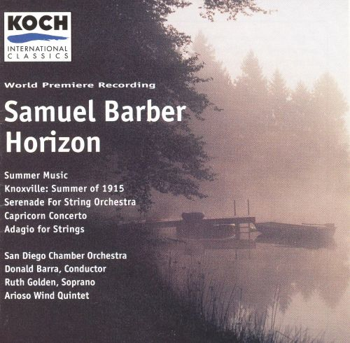 Horizon, for orchestra