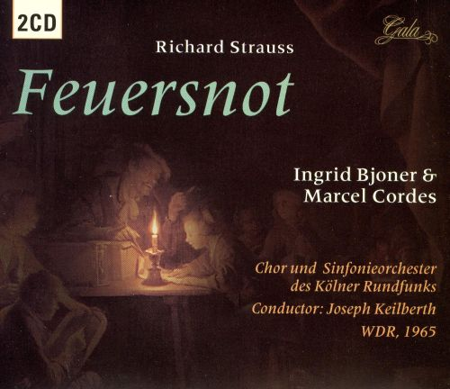 Strauss: Feursnot