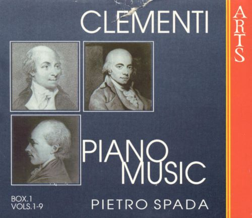 Clementi: Piano Music (Box Set)