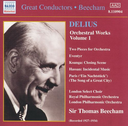 Delius: Orchestra Works, Vol. 1
