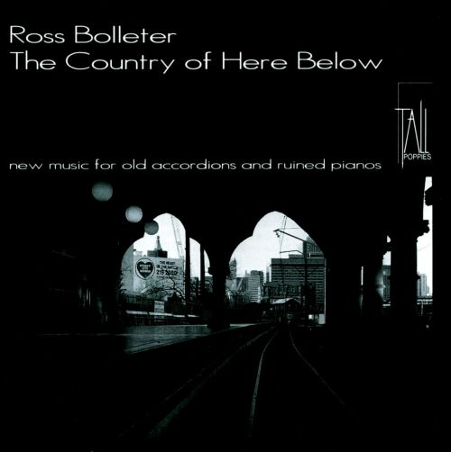 Bolleter: The Country of Here Below