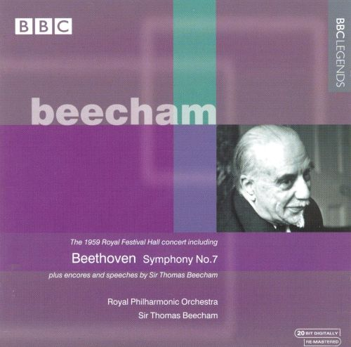 Beecham Conducts the 1959 Royal Festival Hall Concert