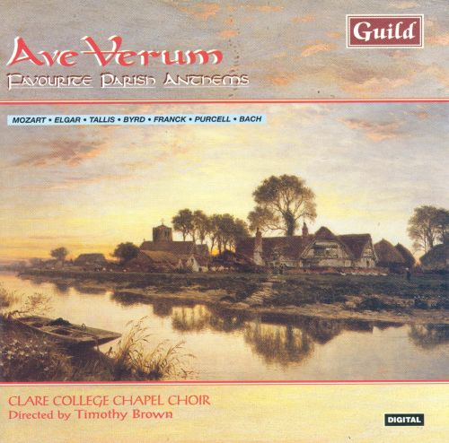 Ave Verum: Favorite Parish Hymns