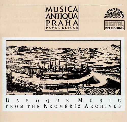 Baroque Music from the Kromeriz Archives