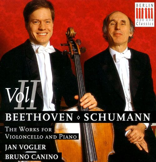 Beethoven, Schumann: The Works for Cello and Piano