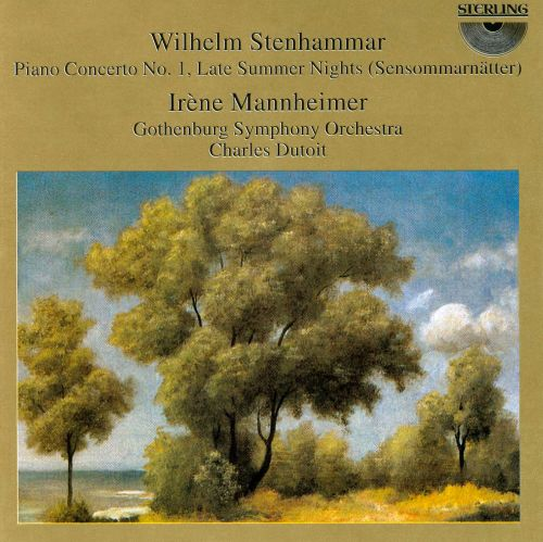Late Summer Nights (Sensommarnätter), for piano, Op. 33